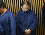 PHOTO: Ariel Castro is arraigned at Cleveland Municipal Court for the kidnapping of three women in Cleveland, May 9, 2013 in Cleveland.