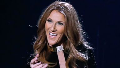 PHOTO: Singer Celine Dion performs at the Palais Omnisports de Bercy on December 5, 2013 in Paris, France.