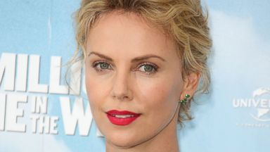 """PHOTO: Charlize Theron attends an event to promote """"A Million Ways To Die In The West"""" on May 27, 2014 in London, England."""
