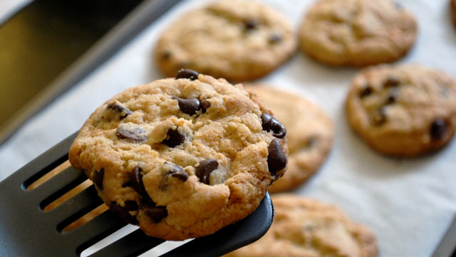 PHOTO: May 15 is chocolate chip cookie day.