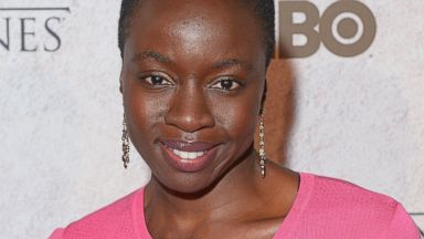"""PHOTO: Actress Danai Gurira attends the HBO And Blackhouse Foundation """"Game Of Thrones"""" Sundance Soiree on Jan. 18, 2014 in Park City, Utah."""
