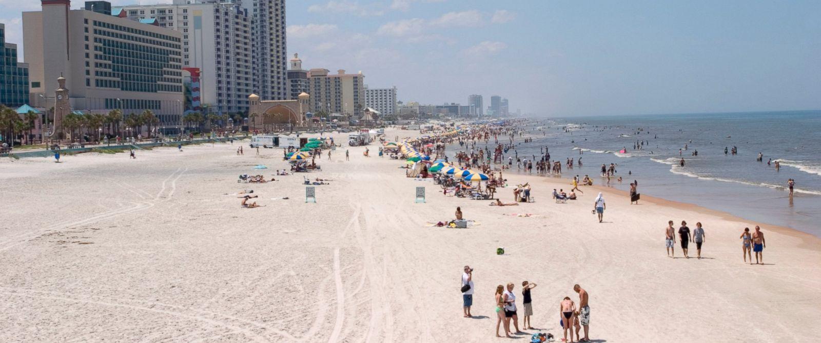 PHOTO: This undated file photo shows Daytona Beach, Fla.