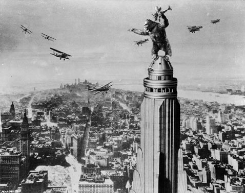 gty esb king kong 1933 ss jp 120308 wblog Empire State Building: The 8th World Wonder (Photos)