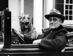 PHOTO: One of the most innovative and daring politicians of the 20th century was also a triskaidekaphobe. Franklin D. Roosevelt would not travel when the 13th fell on a Friday. Along with Napoleon, J. Paul Getty and Herbert Hoover, he was one of historys