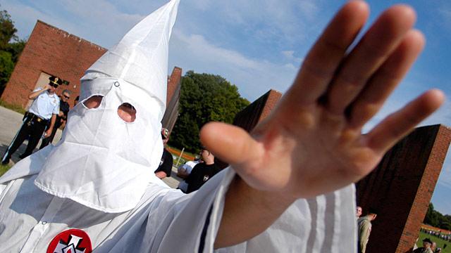 PHOTO: KKK rally