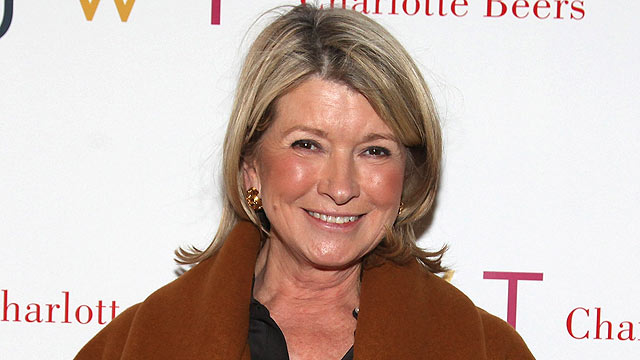 PHOTO: Martha Stewart attends The JWT Hosts Book Launch Party For Charlotte Beers at JWT Offices in New York City.