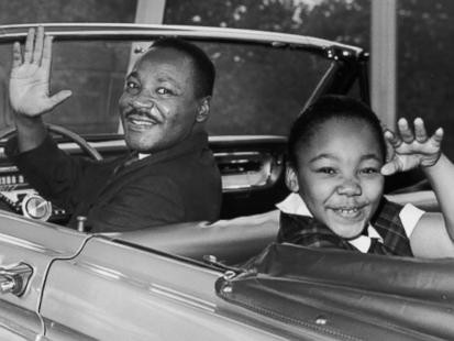 Iconic Images of Martin Luther King Jr.