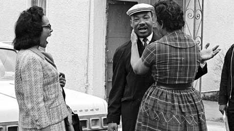 gty mlk wife hat 1965 march thg 120130 wblog Black History Month: Selma to Montgomery Marches