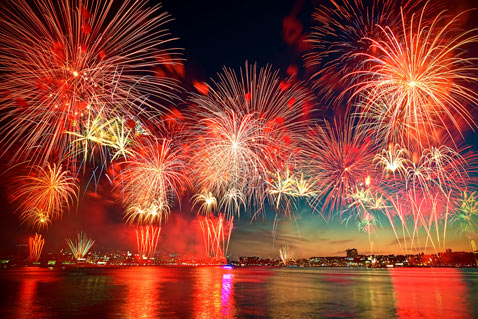gty new york fireworks thg 120628 wblog Top Ten Cities for Fireworks