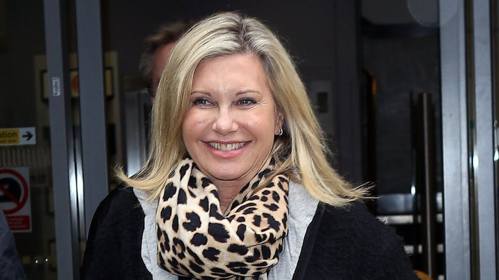 Man, 42, Found Dead at Olivia Newton-John's Florida Home - ABC News