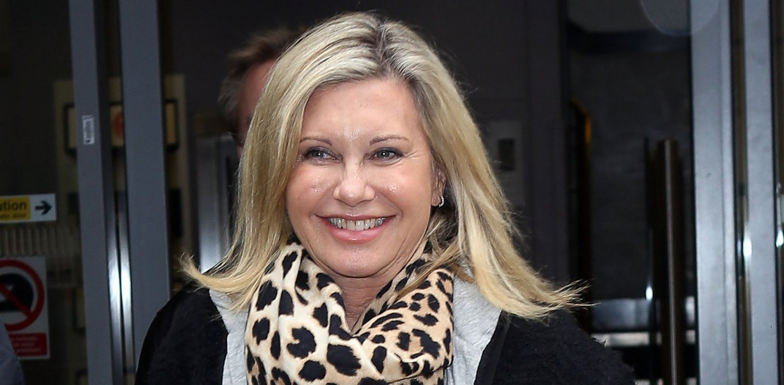PHOTO: Olivia Newton-John seen at BBC Radio 2 on March 7, 2013 in London, England.