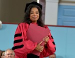 PHOTO: Oprah Winfrey receives an Honorary Doctor of Laws Degree at 2013 Harvard University 362nd Commencement Exercises at Harvard University, May 30, 2013, in Cambridge, Massachusetts.