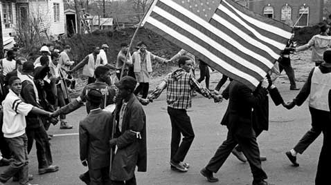 gty selma montgomery civil rights march hands thg 120130 wblog Black History Month: Selma to Montgomery Marches