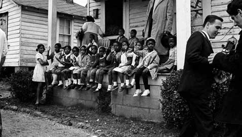 gty selma montgomery civil rights march kids thg 120130 wblog Black History Month: Selma to Montgomery Marches