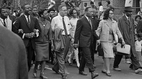 gty selma montgomery civil rights walk mlk thg 120130 wblog Black History Month: Selma to Montgomery Marches