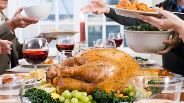 PHOTO: The average cost of Thanksgiving dinner has gone up this year, according to the American Farm Bureau Federation.