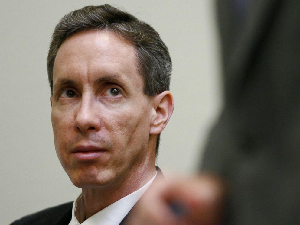 PHOTO: Warren Jeffs watches his attorney during Jeffs rape trial on Sept. 17, 2007 in St. George, Utah.