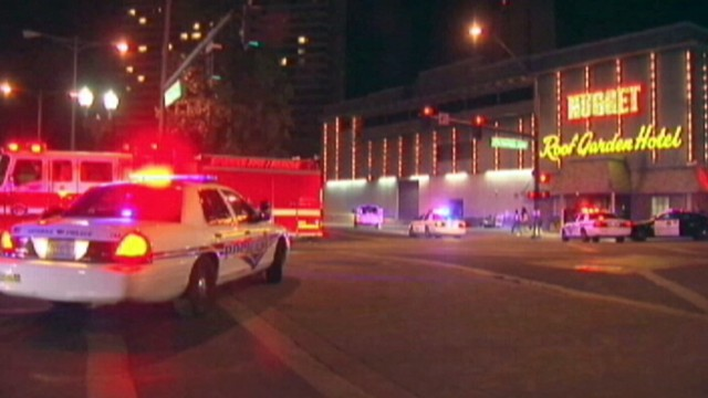VIDEO: Rudy Reyes avoided gunfire at Nevada casino that killed Jeffrey Pettigrew.