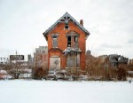 Photographer documents the decline of Detroit.
