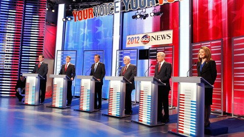 ht 126866 1186 tk 111210 wblog ABC News Republican Presidential Debate Stands as Most Watched of the 2012 Campaign Season