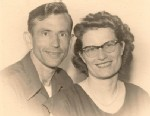 PHOTO:Gordon and Norma Yeager were married for 72 years.