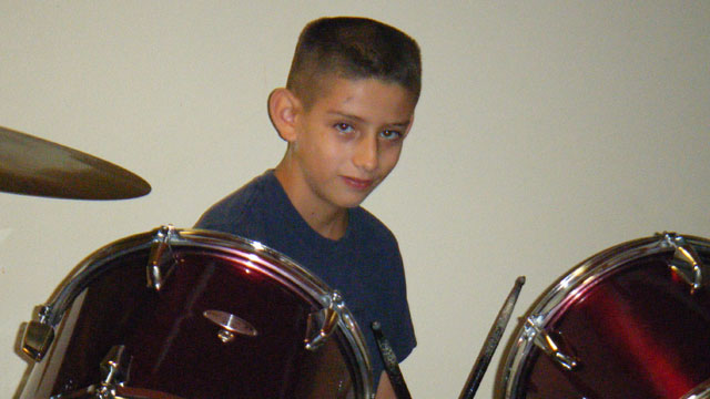 PHOTO:Nehemiah Griego, 15, is seen in an undated photo provided by his family.