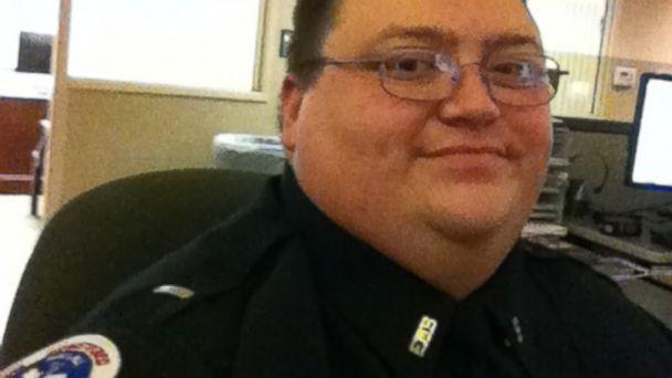 PHOTO: John Graham, 32, of East Baton Rouge Parish, Louisiana, has been a 911 dispatcher for 13 years.