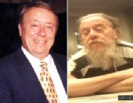 PHOTO: Fred Knadler, 75, in jail (right) and in a photo provided by his wife, Libby. Knadler faces charges of conspiracy to commit murder and conspiracy to commit abandonment of a body. He has pleaded not guilty.