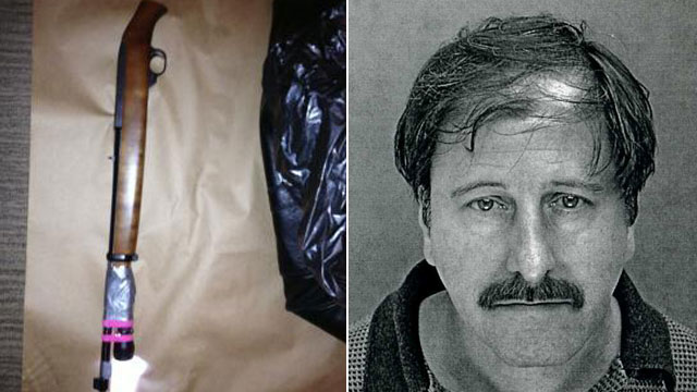 PHOTO: Salvatore Perrone is shown here in a mug shot from an arrest in 2001. He has been arrested in connection to the murder of three shop owners in Brooklyn.