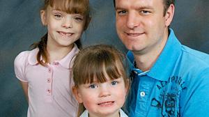 PHOTO Sean Bowman with children