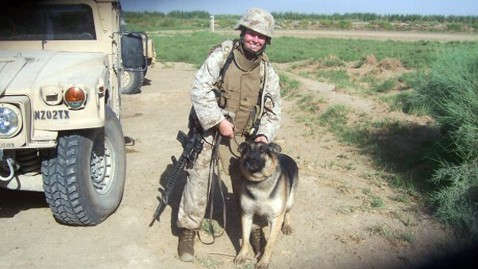 ht Sergeant Rex nt 120319 wblog Sgt. Rex and Ex Marine Handler to Be Reunited