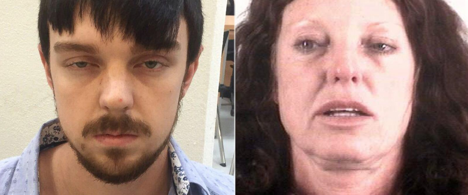 PHOTO: A photo released by the Jalisco State Prosecutors Office on Dec. 28, 2015 shows Ethan Couch and a photo released by the Tarrant County Sheriffs Office on Dec. 21, 2015 shows Ethans mother, Tonya Couch.