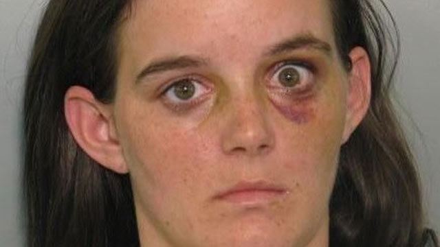 PHOTO: Amanda Jean Linscott, 26, was arrested in Florida and charged with armed robbery.