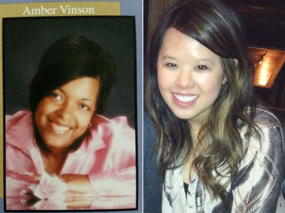 PHOTO: Amber Joy Vinson, left, is seen in this 2003 Firestone High School Yearbook Photo while Nina Pham, right, is seen in this undated handout photo. Both women are Texas nurses that have tested positive for Ebola.