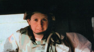 PHOTO Staff Sgt. Amy Tirador was killed under mysterious circumstances?shot in the back of the head on a U.S. military base near Kirkush, Iraq.