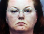 PHOTO: Audrey Deen Miller, 42, was charged with aggravated assault with a deadly weapon after shooting her husband when he threatened to shoot one of her beloved cats.