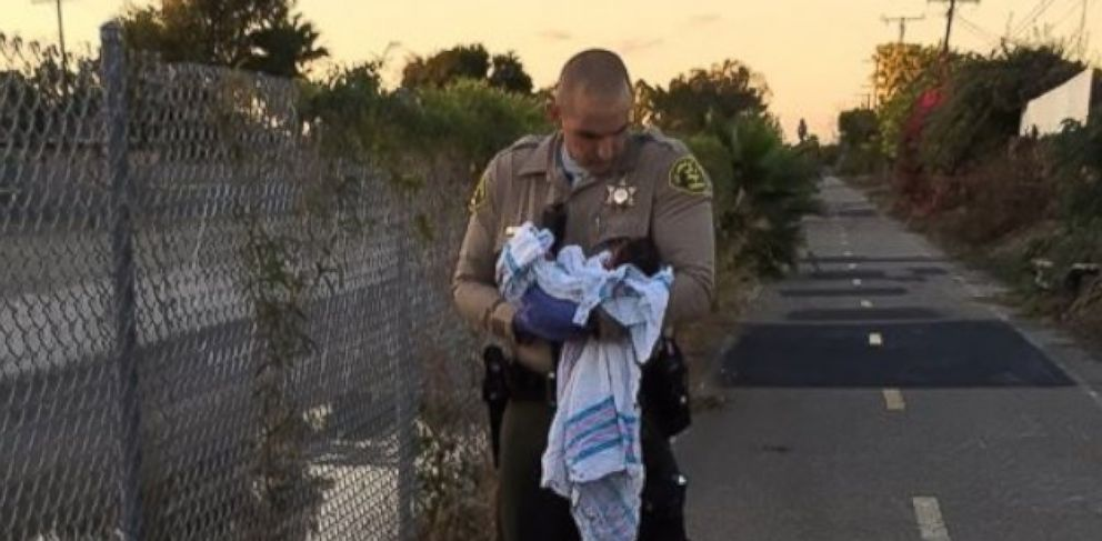 PHOTO: Authorities in Los Angeles, California, are looking for information regarding the abandonment and endangerment of a newborn baby girl.