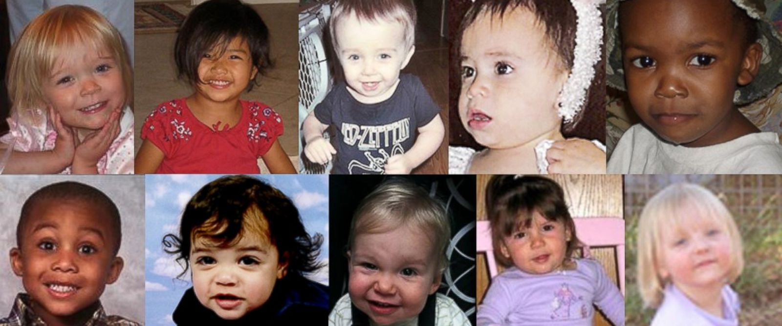 PHOTO: Photos of children killed in window blind incidents, according to Parents for Window Blind Safety.