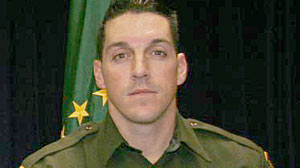 PHOTO: Border Patrol Agent Brian A. Terry