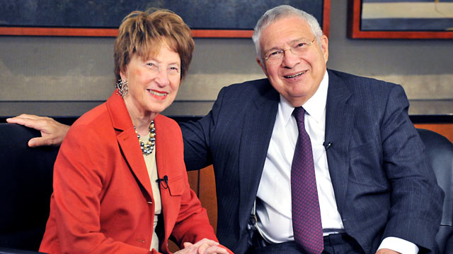PHOTO: The Matthew and Carolyn Bucksbaum Family Foundation is giving $42 million to the University of Chicago to create the Bucksbaum Institute for Clinical Excellence.