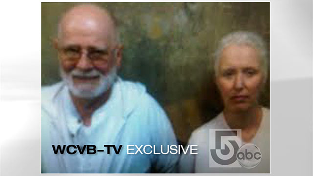 """PHOTO:James """"Whitey"""" Bulger, left, and his girlfriend, Catherine Greig."""