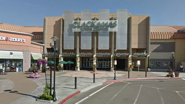 PHOTO: A Google Maps street view of Clackamas Town Center Mall in Portland, Ore., where a shooting occurred on Dec. 11, 2012.