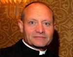 PHOTO: Monsignor Kevin Wallin of the diocese of Bridgeport appears in this 2010 file photo.
