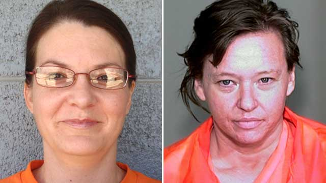 PHOTO: Two women on Arizonas death row, Wendi Andriano and Shawna Forde, are currently awaiting their execution.