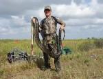 Python Challenge in Florida Everglades
