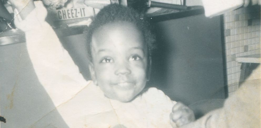 PHOTO: After her birth, Diane Gilmore was taken in by a foster family, who cared for her along with other foster children.