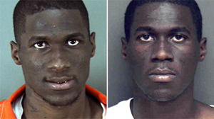 Twin inmates on death row - Donte Jeremain Hall and Dante James Hall