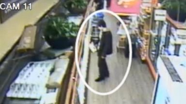 PHOTO: Boston Marathon bomber Dzhokhar Tsarnaev stopped in a Massachusetts Whole Foods to buy milk less than a half hour after the deadly attack.