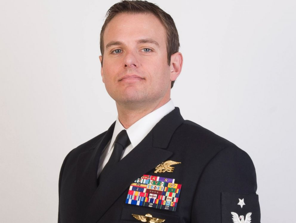 PHOTO: Senior Chief Special Warfare Operator Edward C. Byers Jr. is pictured in a photo released by the the U.S. Navy on Feb. 23, 2016.