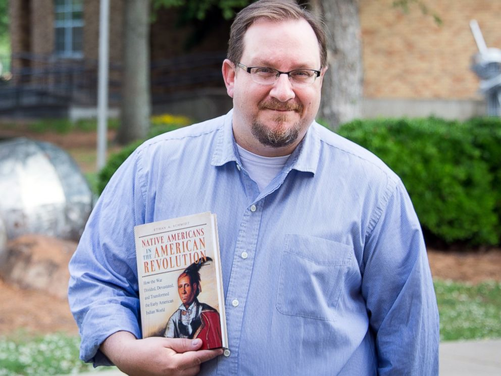 PHOTO: This photo of professor Ethan Schmidt was released by Delta State University. Schmidt was found dead in his office Sept. 14, 2015.